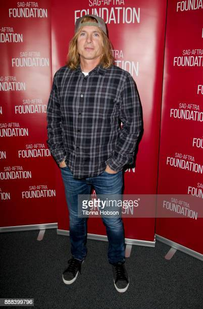 Director Bryan Buckley attends SAGAFTRA Foundation's Conversation and screening of 'The Pirates Of Somalia' at SAGAFTRA Foundation's screening room...