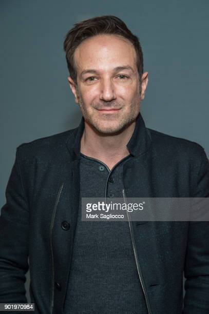 Director Bryan Fogel attends the Icarus New York Screening at 1 Hotel Brooklyn Bridge on January 6 2018 in the Brooklyn borough of New York City New...