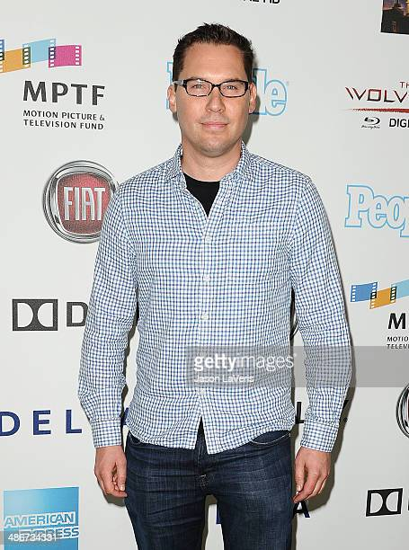 Director Bryan Singer attends Hugh Jackman's One Night Only benefitting the MPTF at Dolby Theatre on October 12 2013 in Hollywood California