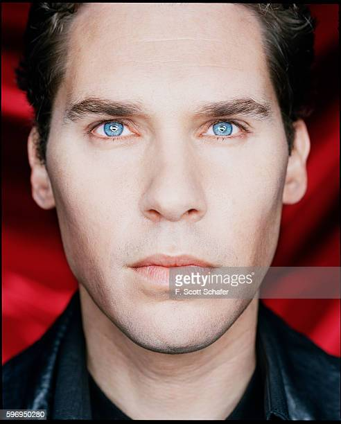 Director Bryan Singer is photographed is photographed for Wired Magazine on April 6 2006 in New York City