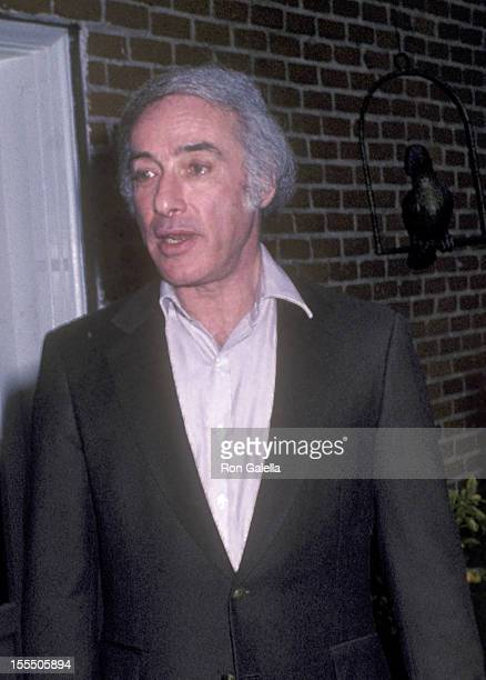 Director Bud Yorkin attends the California Bilateral Nuclear Weapons Freeze Initiative Signing Celebration on January 10 1982 at the Peg and Bud...