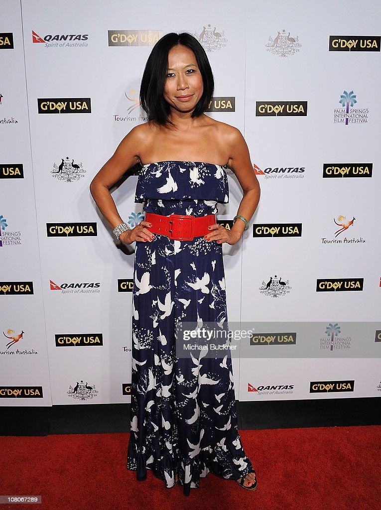 22nd Annual Palm Springs International Film Festival Screenings And Events - Australian Gala Reception : News Photo