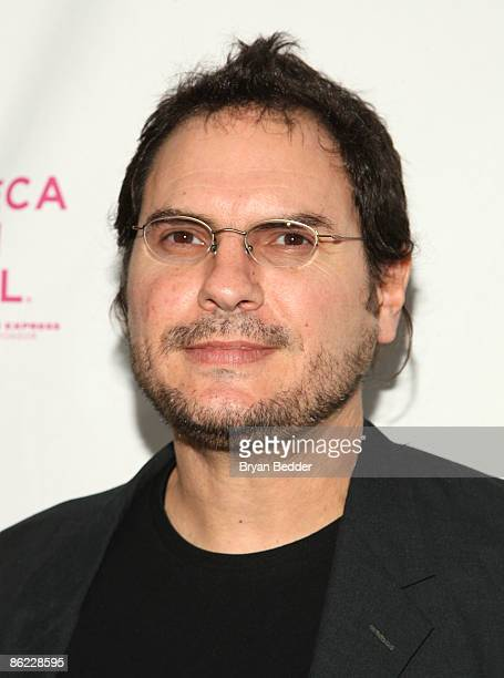 Director Carlos Cuaron attends the premiere of Rudo Y Cursi during the 2009 Tribeca Film Festival at AMC Village VII on April 26 2009 in New York City