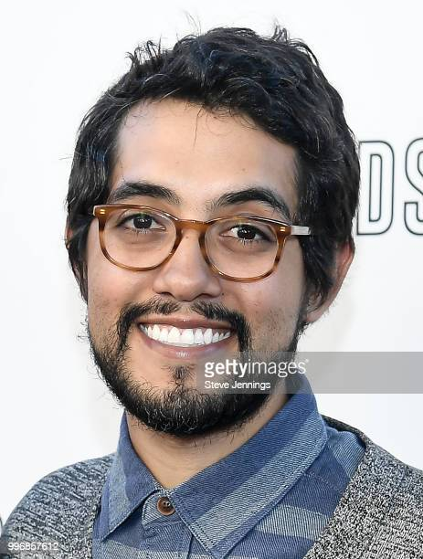 Director Carlos Lopez Estrada attends the Premiere of Summit Entertainment's 'Blindspotting' at The Grand Lake Theater on July 11 2018 in Oakland...