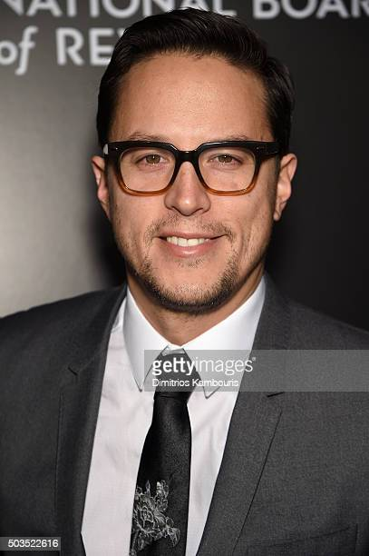 Director Cary Fukunaga attends the 2015 National Board of Review Gala at Cipriani 42nd Street on January 5 2016 in New York City
