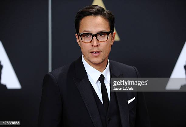 Director Cary Fukunaga attends the 7th annual Governors Awards at The Ray Dolby Ballroom at Hollywood Highland Center on November 14 2015 in...
