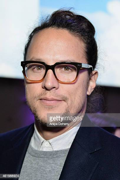 Director Cary Fukunaga attends the An Artist At The Table Dinner Program during the 2015 Sundance Film Festival on January 22 2015 in Park City Utah