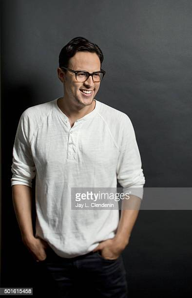 Director Cary Fukunaga is photographed for Los Angeles Times on October 13 2015 in Los Angeles California PUBLISHED IMAGE CREDIT MUST READ Jay L...