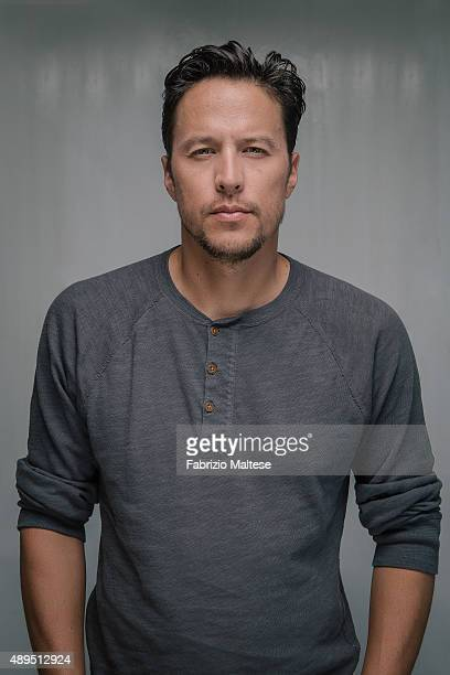 Director Cary Fukunaga is photographed for The Hollywood Reporter on September 5 2015 in Venice Italy
