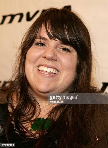 Director Cat Solen attends the Music Video Production Association's 15th Annual MVPA Awards at the Orpheum Theatre on May 11 2006 in Los Angeles...