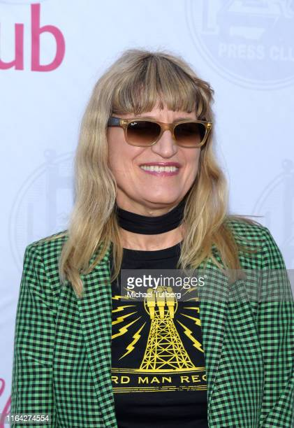 """Director Catherine Hardwicke attends a Q&A session at a screening of Tom Donahue's documentary """"This Changes Everything"""" on July 25, 2019 in Los..."""