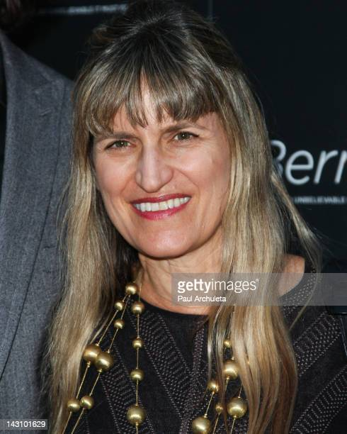 Director Catherine Hardwicke attends the Bernie Los Angeles premiere at the ArcLight Cinemas on April 18 2012 in Hollywood California