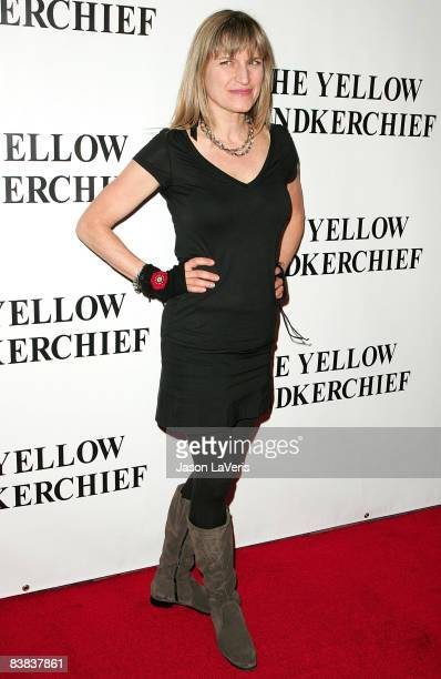 Director Catherine Hardwicke attends the premiere of The Yellow Handkerchief at The WGA Theater on November 25 2008 in Beverly Hills California
