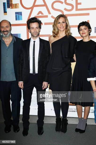france cedric klapisch romain duris audrey tautou stock photos and pictures getty images. Black Bedroom Furniture Sets. Home Design Ideas