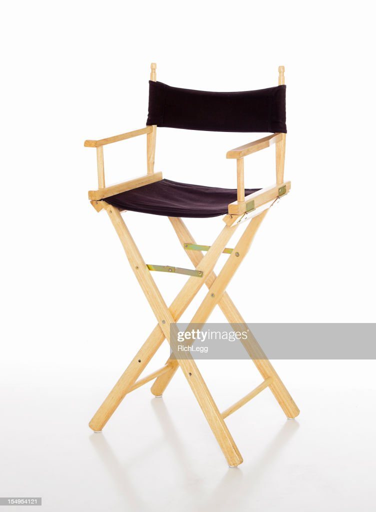 Director Chair : Stock Photo