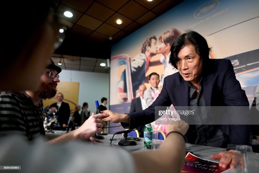 "FRA: ""Burning"" Press Conference - The 71st Annual Cannes Film Festival"
