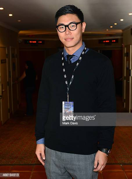 Director Charles Chu attends a screening of the film Chu and Blossom at the Metro at the 29th Santa Barbara International Film Festival on January 31...