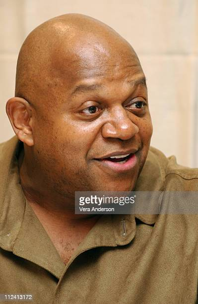 Director Charles S Dutton during Against the Ropes Press Conference with Meg Ryan Omar Epps Charles S Dutton and Jackie Kallen at The Four Seasons...