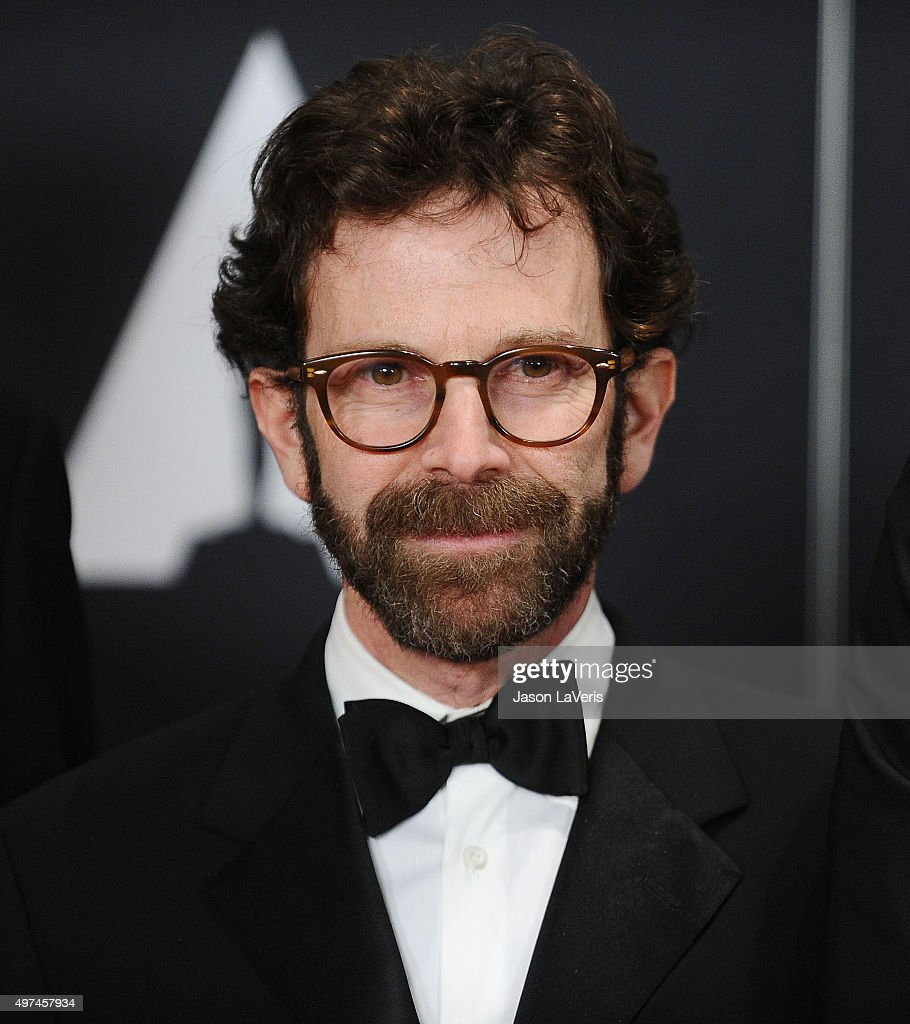 Director Charlie Kaufman attends the 7th annual Governors Awards at The Ray Dolby Ballroom at Hollywood & Highland Center on November 14, 2015 in Hollywood, California.