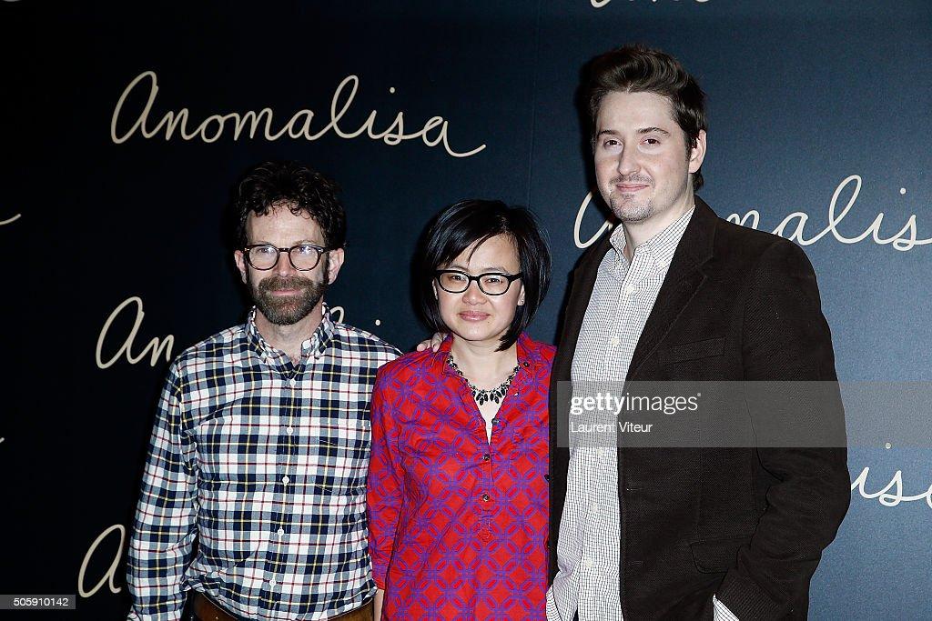 """Anomalisa"" Paris Premiere At MK Bibliotheque"