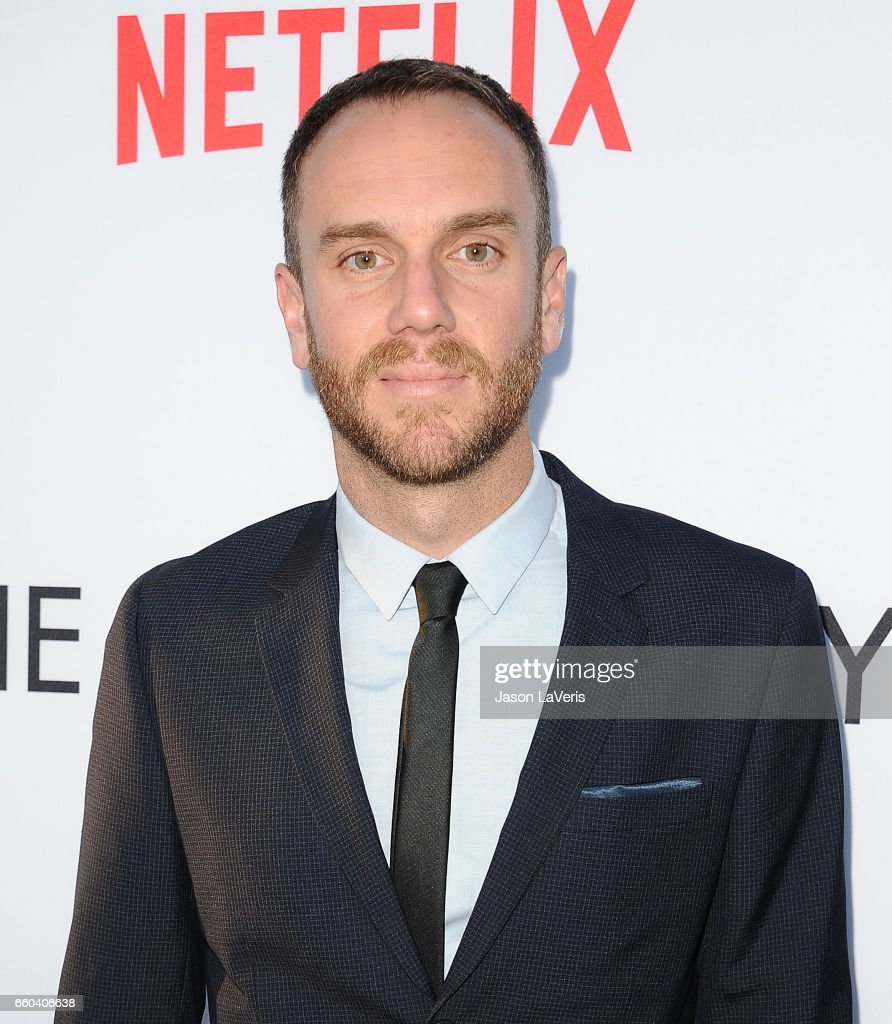 Director Charlie McDowell attends the premiere of 'The Discovery' at the Vista Theatre on March 29, 2017 in Los Angeles, California.