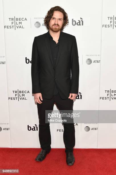 Director Che Sandoval attends a screening of Dry Martina during the 2018 Tribeca Film Festival at Cinepolis Chelsea on April 19 2018 in New York City