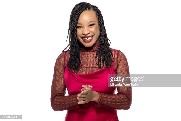 Director Chinonye Chukwu poses for a portrait at the 2020 Film Independent Spirit Awards Nominee Brunch at BOA Steakhouse on January 4 2020 in West...