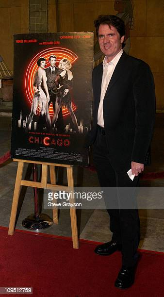 Director / choreographer Rob Marshall during Miramax's 'Chicago' Special Screening Hosted by the American Cinematheque Arrivals at The Egyptian...