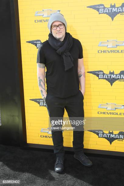 Director Chris McKay attends the Premiere of Warner Bros Pictures' The LEGO Batman Movie at the Regency Village Theatre on February 4 2017 in...