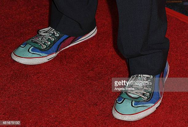 ADR director Chris Sabat attends the premiere of 'Dragon Ball Z Battle Of Gods' at Regal Cinemas LA Live on July 3 2014 in Los Angeles California