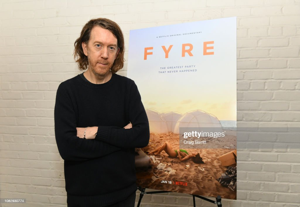 "New York Screening Of Netflix's ""FYRE: THE GREATEST PARTY THAT NEVER HAPPENED"" : News Photo"