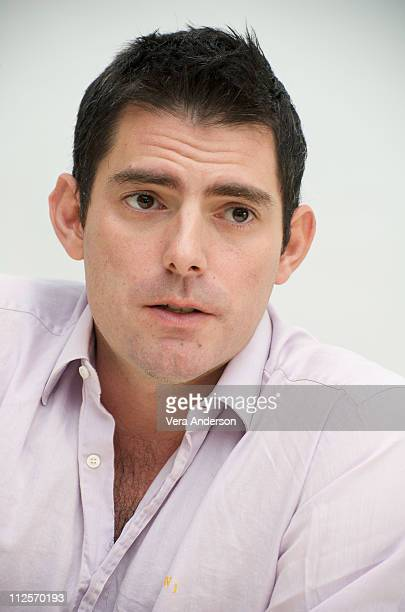 Director Chris Weitz at The Twilight Saga New Moon press conference at Four Seasons Hotel on November 6 2009 in Beverly Hills California