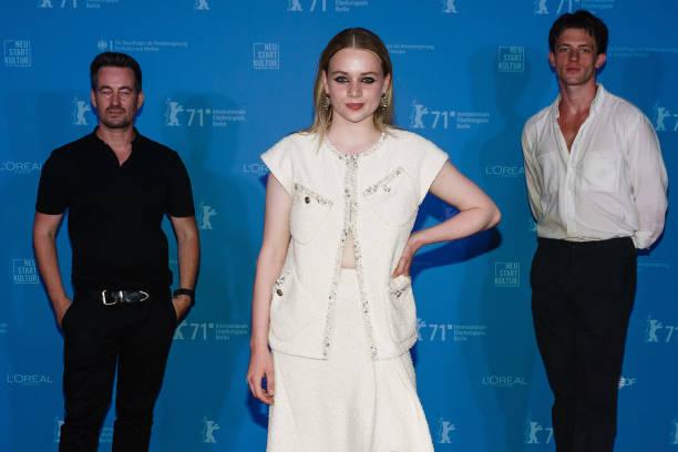 "DEU: ""Je Suis Karl"" Premiere - 71st Berlinale International Film Festival Summer Special"
