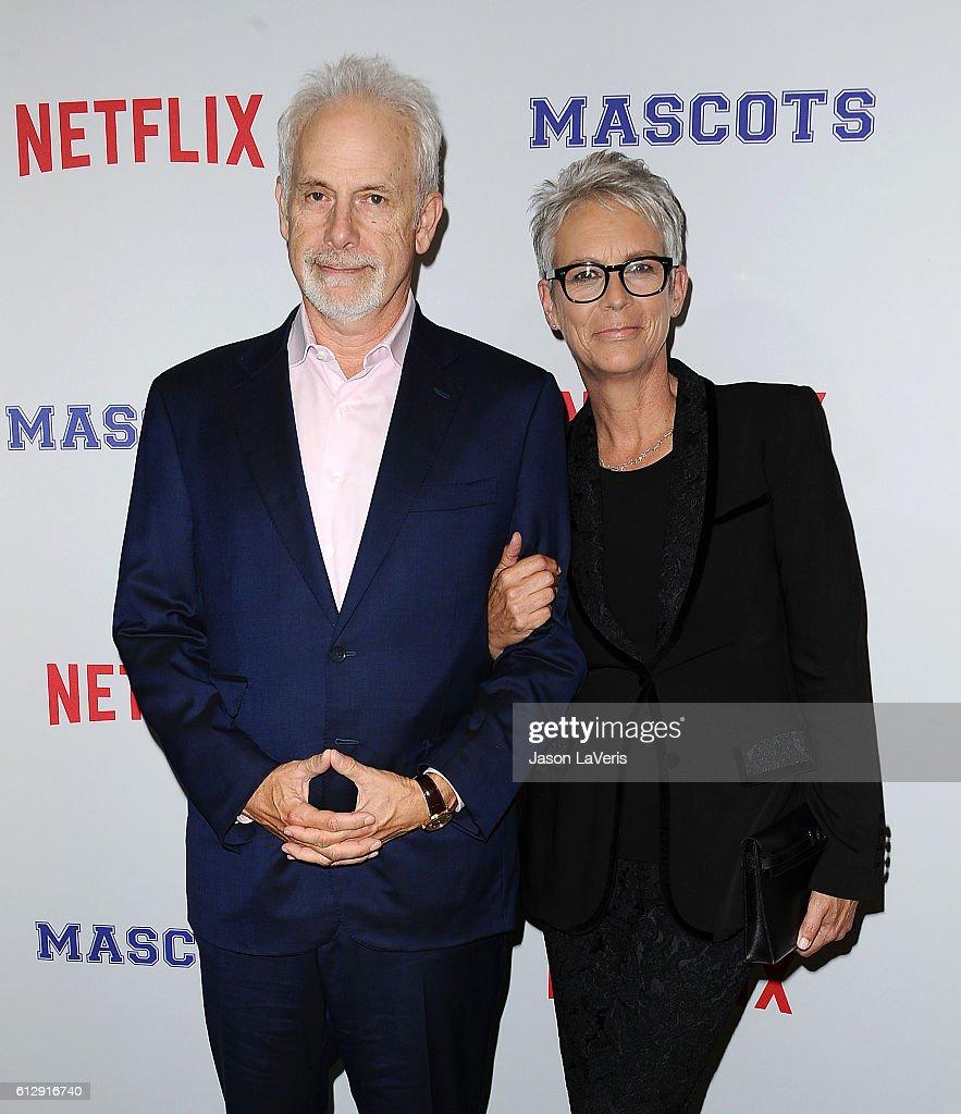 "Screening Of Netflix's ""Mascots"" - Arrivals : News Photo"