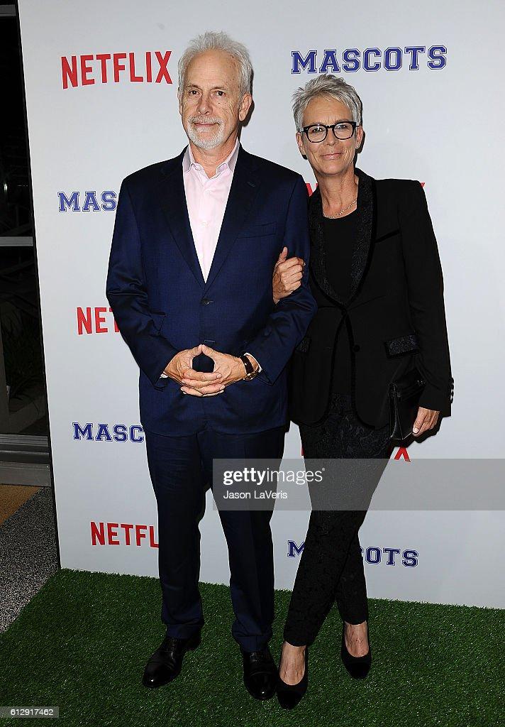 """Screening Of Netflix's """"Mascots"""" - Arrivals"""