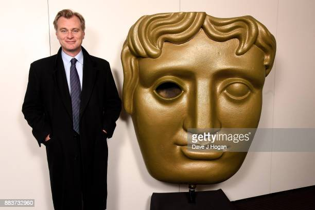 Director Christopher Nolan attends a BAFTA 'Life In Pictures' photocall at BAFTA on December 1 2017 in London England