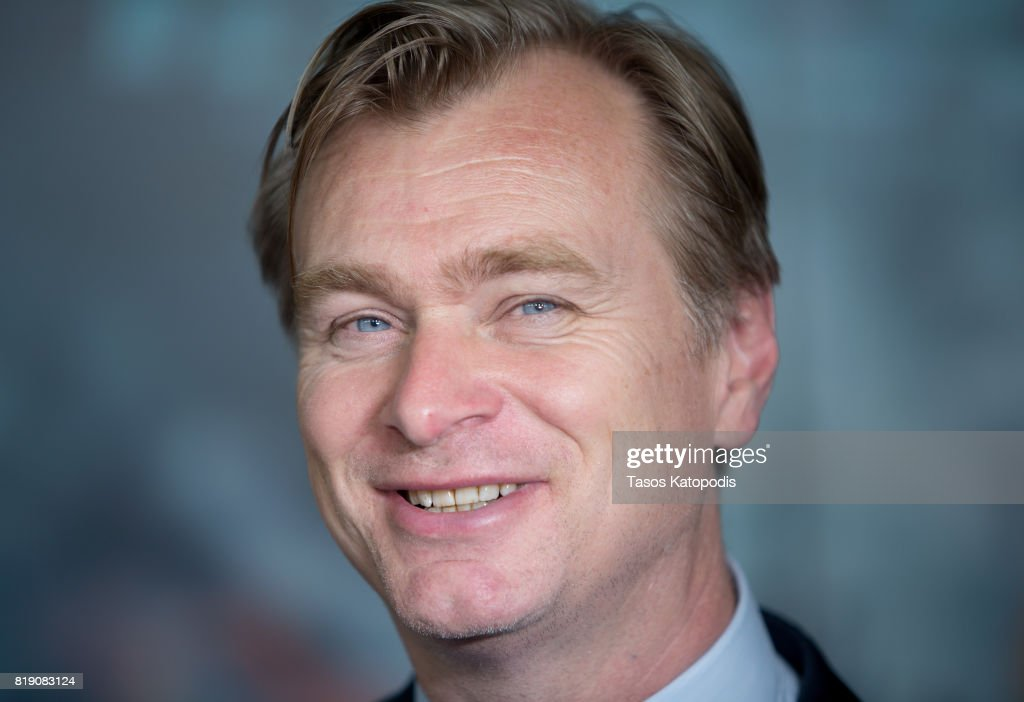 Director Christopher Nolan attends the red carpet premiere of 'Dunkirk' at the Smithsonian Museum on July 19, 2017 in Washington, DC.