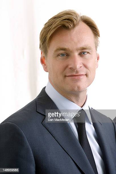 Director Christopher Nolan is photographed for USA Today on July 7 2012 in Beverly Hills California