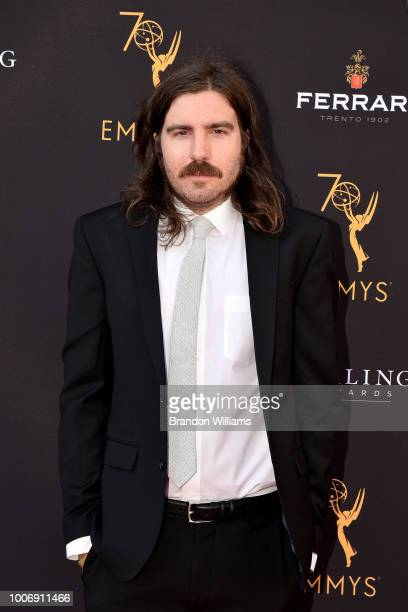 Director Christopher Stoudt attends the 70th Los Angeles Area Emmy Awards at Saban Media Center on July 28 2018 in North Hollywood California