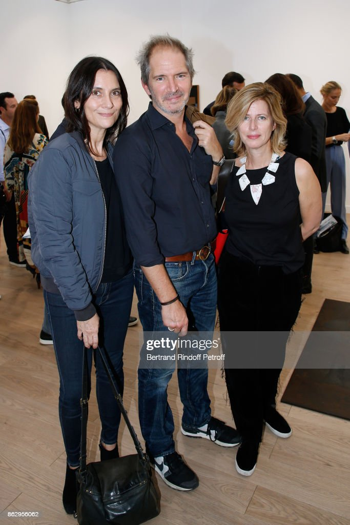 FIAC 2017 - International Contemporary Art Fair : Press Preview At Grand Palais In Paris