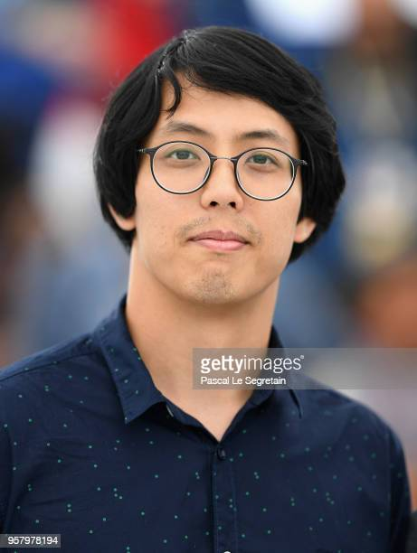 Director Chulayarnnon Siriphol attends the photocall for the 'Ten Years In Thailand' during the 71st annual Cannes Film Festival at Palais des...
