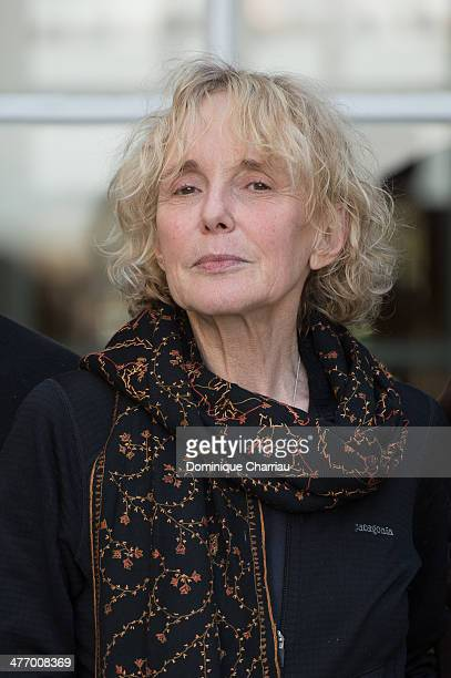Director Claire Denis attends the jury Photocall during the 16th Deauville Asian Film Festival on March 6, 2014 in Deauville, France.