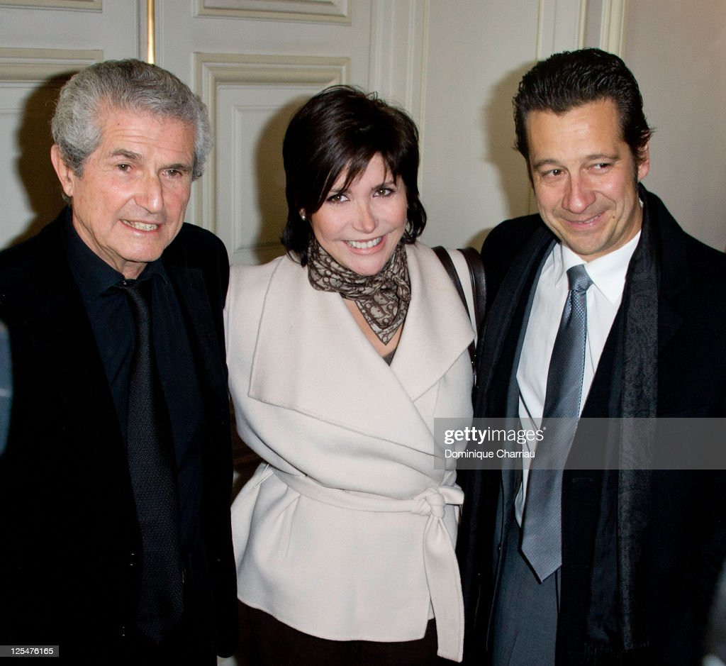 Director Claude Lelouch Honoured By Paris City Hall