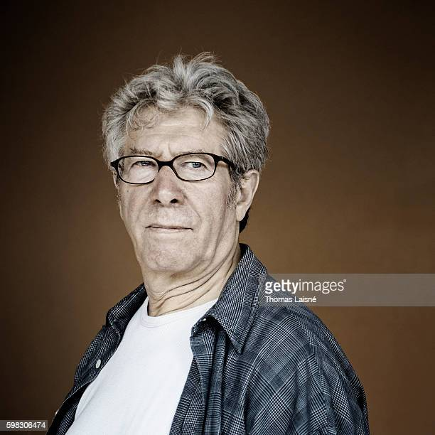 Director Claude Miller is photographed for Self Assignment on July 9 2009 in Paris France