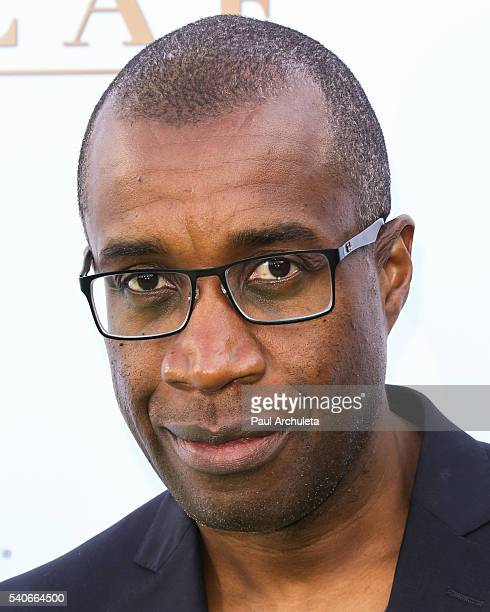 Director Clement Virgo attends the premiere of OWN's 'Greenleaf' at The Lot on June 15 2016 in West Hollywood California