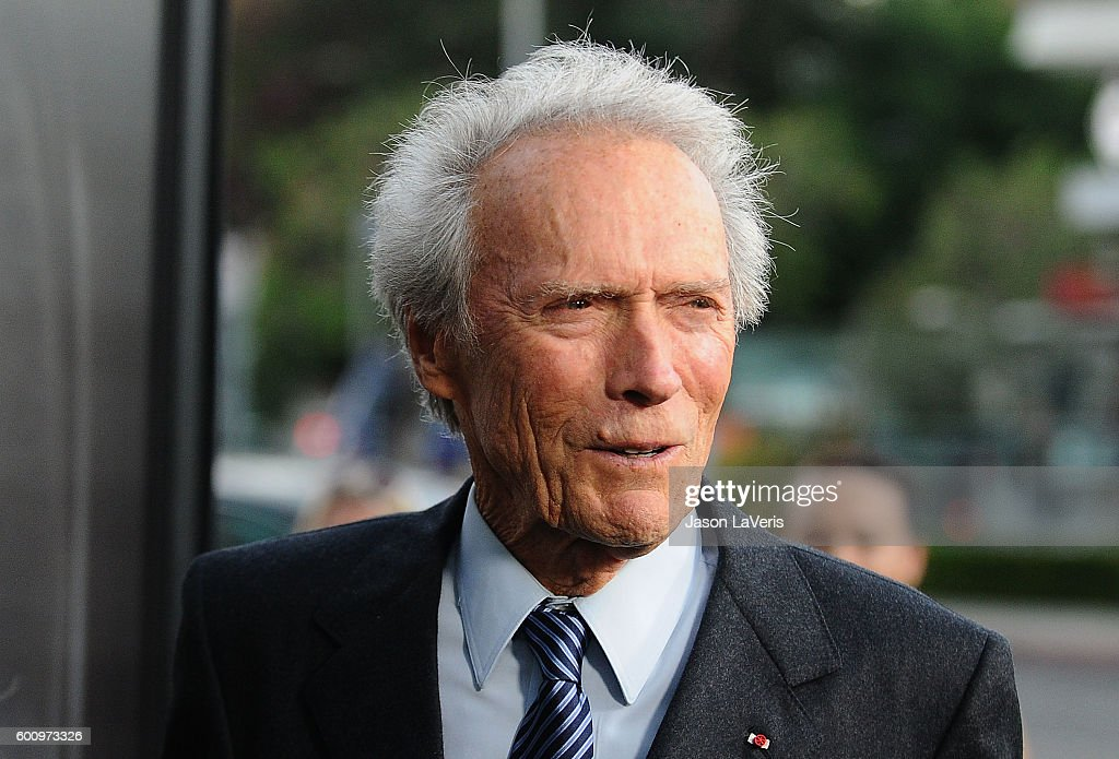 Director Clint Eastwood attends a screening of 'Sully' at Directors Guild Of America on September 8, 2016 in Los Angeles, California.