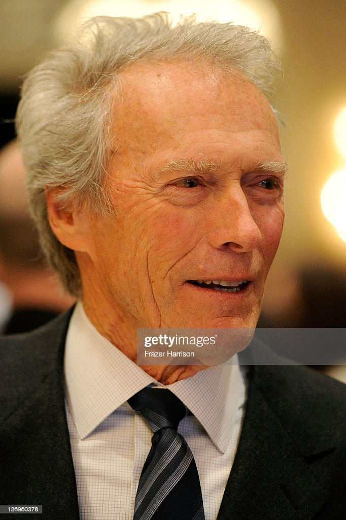 Director Clint Eastwood attends the 12th Annual AFI Awards held at the Four Seasons Hotel Los Angeles at Beverly Hills on January 13, 2012 in Beverly Hills, California.