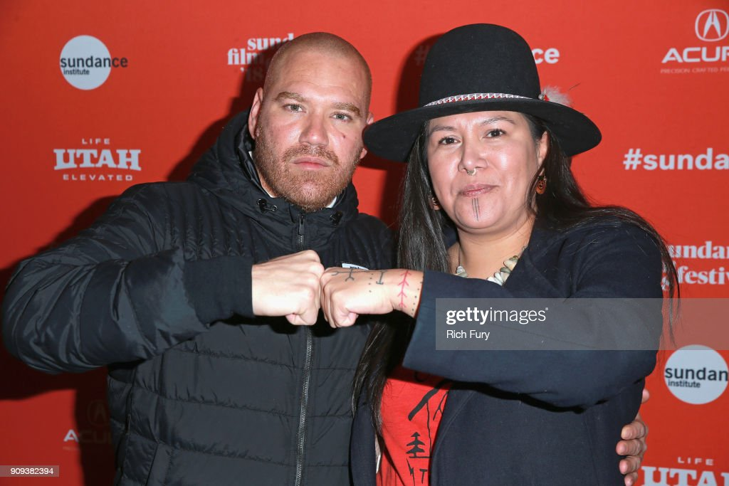 "2018 Sundance Film Festival -""Akicita: The Battle Of Standing Rock"" Premiere"