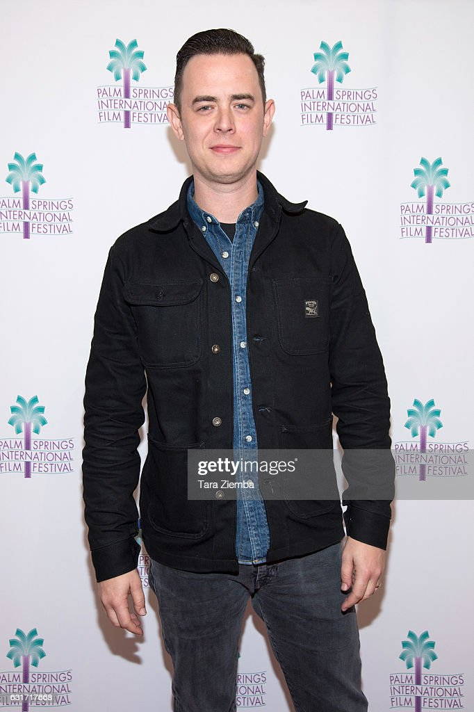 Director Colin Hanks attends a screening of 'Eagles Of Death Metal: Nos Amis' at the 28th Annual Palm Springs International Film Festival at Annenberg Theater at Camelot Theatres on January 14, 2017 in Palm Springs, California.