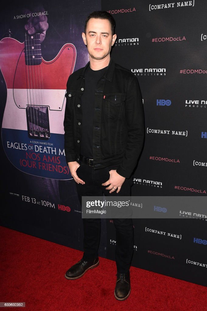 """""""Eagles of Death Metal: Nos Amis """" Premiere From HBO & Live Nation Productions"""